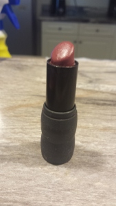 The Bareminerals lipstick.
