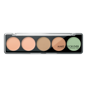 I want this so much! 5 different shades- for different imperfections! Want to try it!