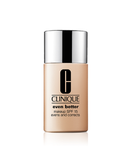 Clinique Even Better foundation is great for sensitive skin and has great coverage.
