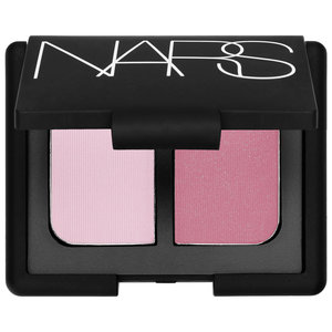Nars duo eyeshadow in Bouthan.