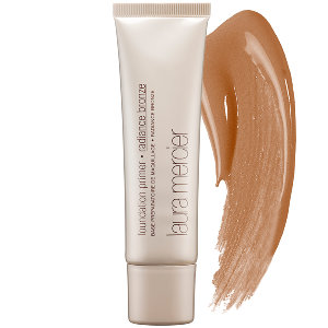 This Laura Mercier Primer  looks really interesting. It goes on under your foundation and provides color. Would love to try it.
