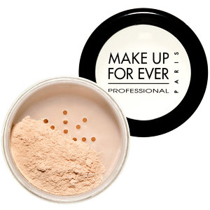 Super matte loose powder!  With how good the foundation is- the powder has got to be great too!