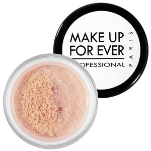 The gorgeous powder in Iridescent pale peach.
