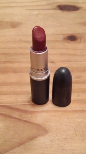 I love a MAC lip! The colors are all beautiful and Amplified doesn't disappoint. A bright, dark color. I also wear put a neutral color on top for a light look!